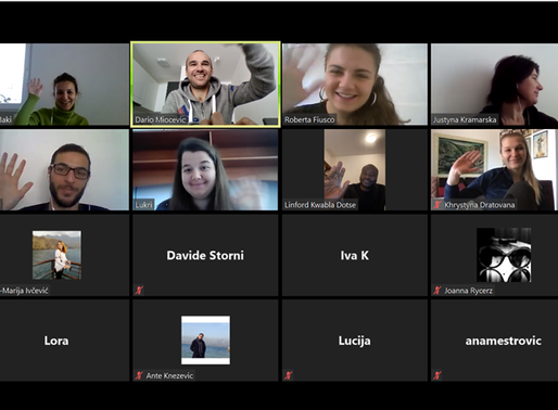 An overview of the CSB Pilot Course at University of Split. Online teaching during COVID-19