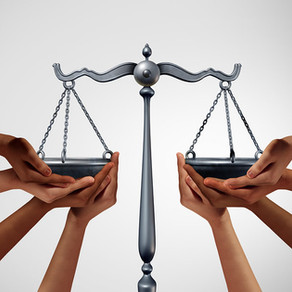 Perceived justice at workplace and organizational commitment