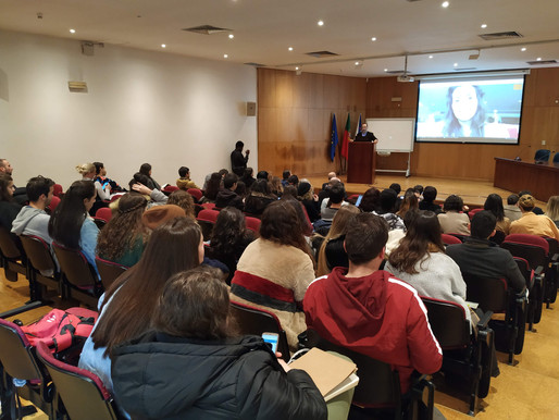 CSB PROJECT - Learning Mobility ongoing at UBI University in Covilhã (PT)