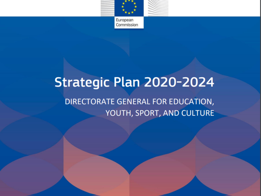 Strategic plan 2020-2024 – Education, Youth, Sport and Culture