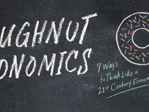 The Doughnut Economy. A work by La Sapienza students for the CSB Pilot Course