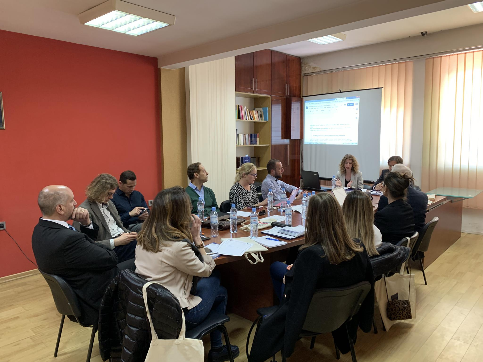 Transnational Project Meeting n°2