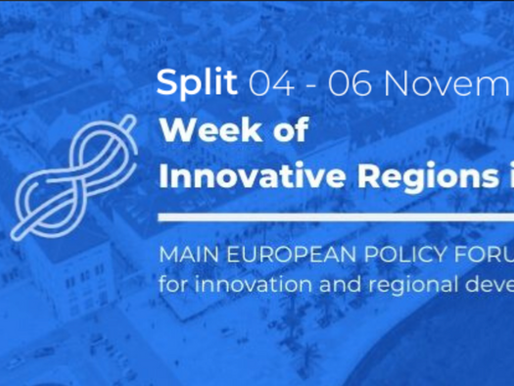 WEEK OF INNOVATIVE REGIONS IN EUROPE (WIRE XI) by University of Split (Croatia), CSB partner