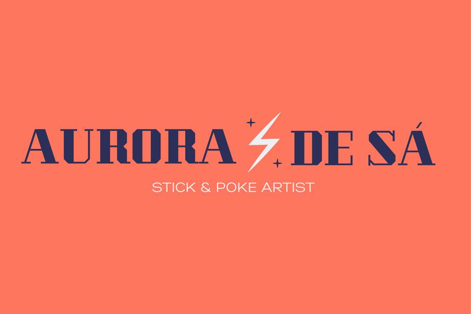 Aurora De Sá, Tattooer, Logo
