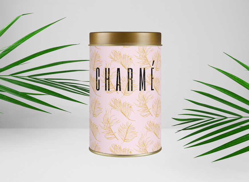 Charmé Skin Care Tin