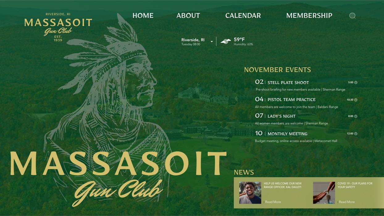Massasoit Gun Club Website