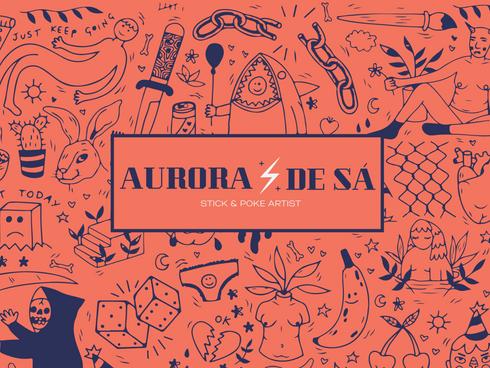 Aurora De Sa, Tattooer