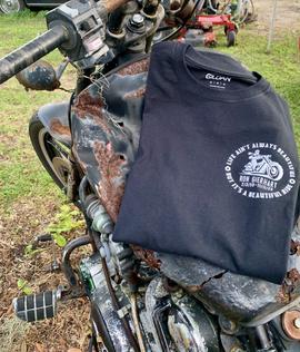Biker Memorial Tee Shirt