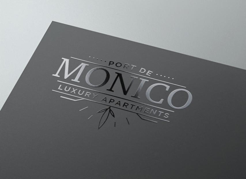 Port De Monico Logo