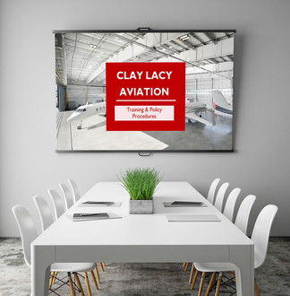 Clay Lacy Training Presentation
