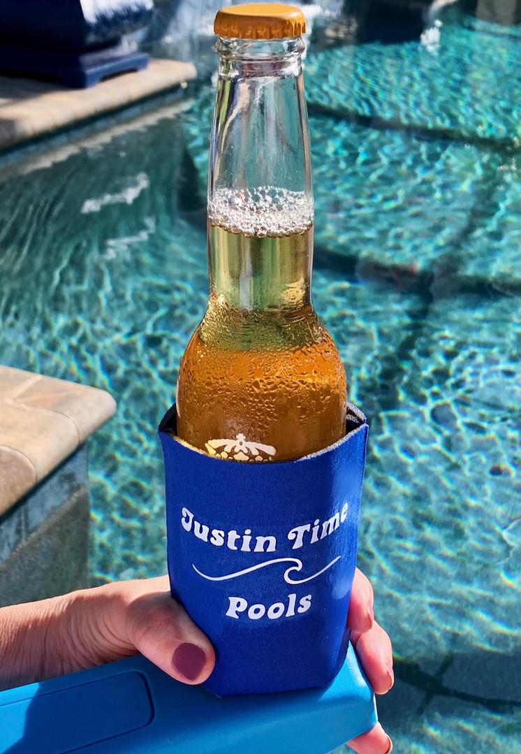 Justin Time Pools