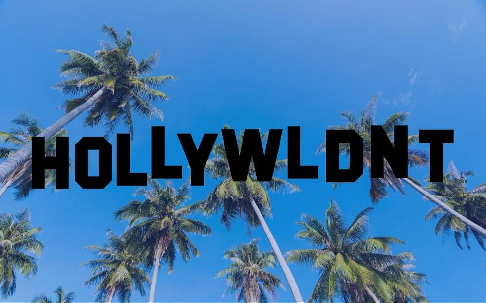 Hollywldnt Logo