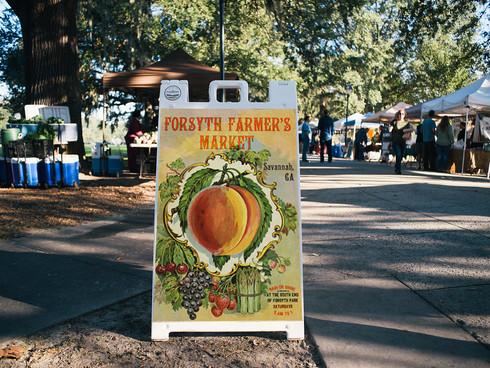 Forsyth Farmer's Market