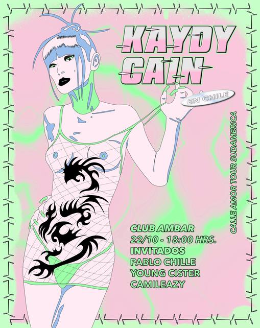 x Kaydy Cain