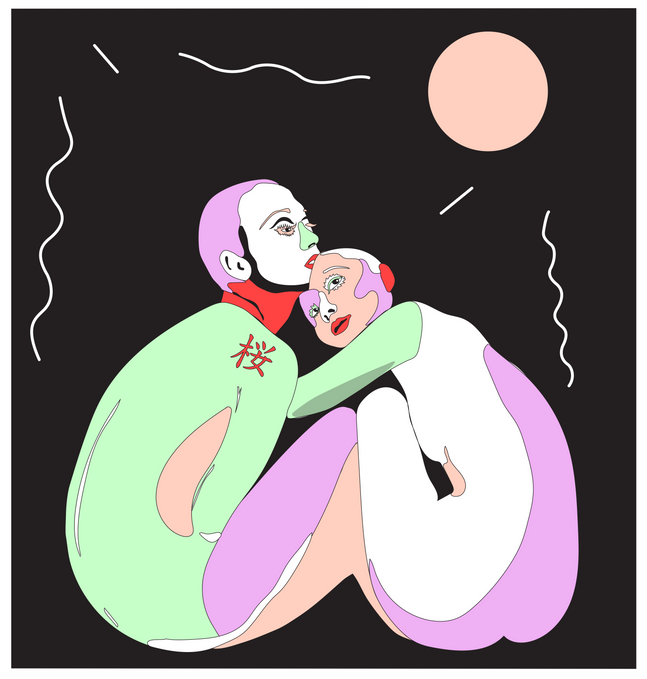 Illustration x Miguras Store