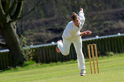 Cricket Player play
