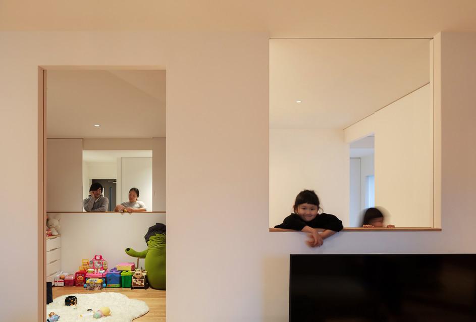 廊下の家06
