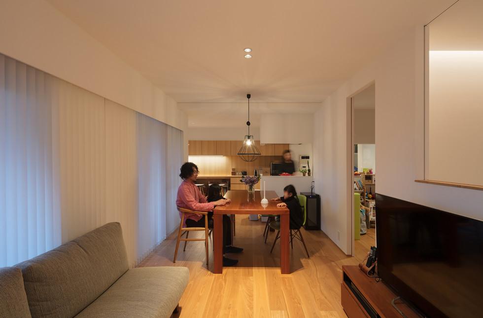 廊下の家03