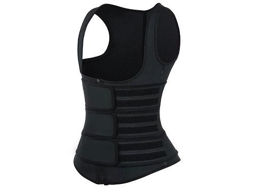 Latex 3 strap slimming vest (pre-order)