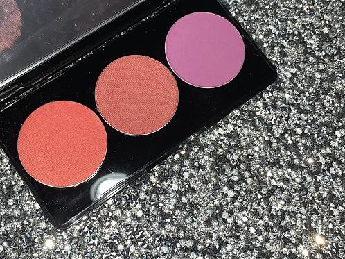 Peach Bellini blush palette