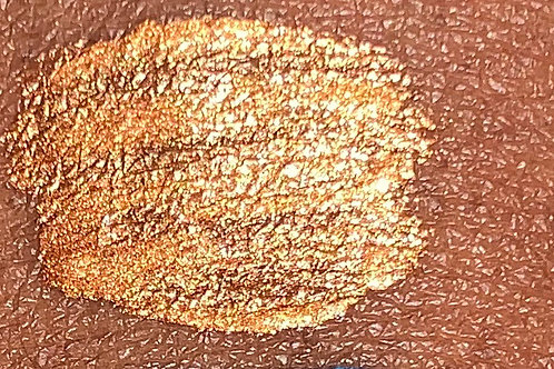 Fashionable (gold metallic ) liquid matte lipstick