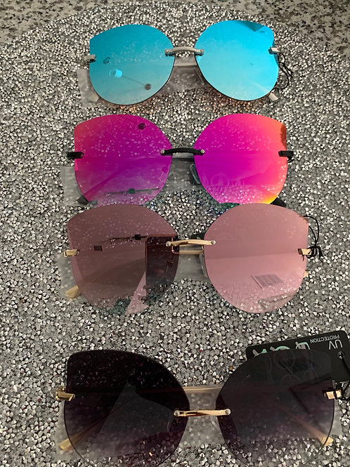 Butterfly shades (only black left)