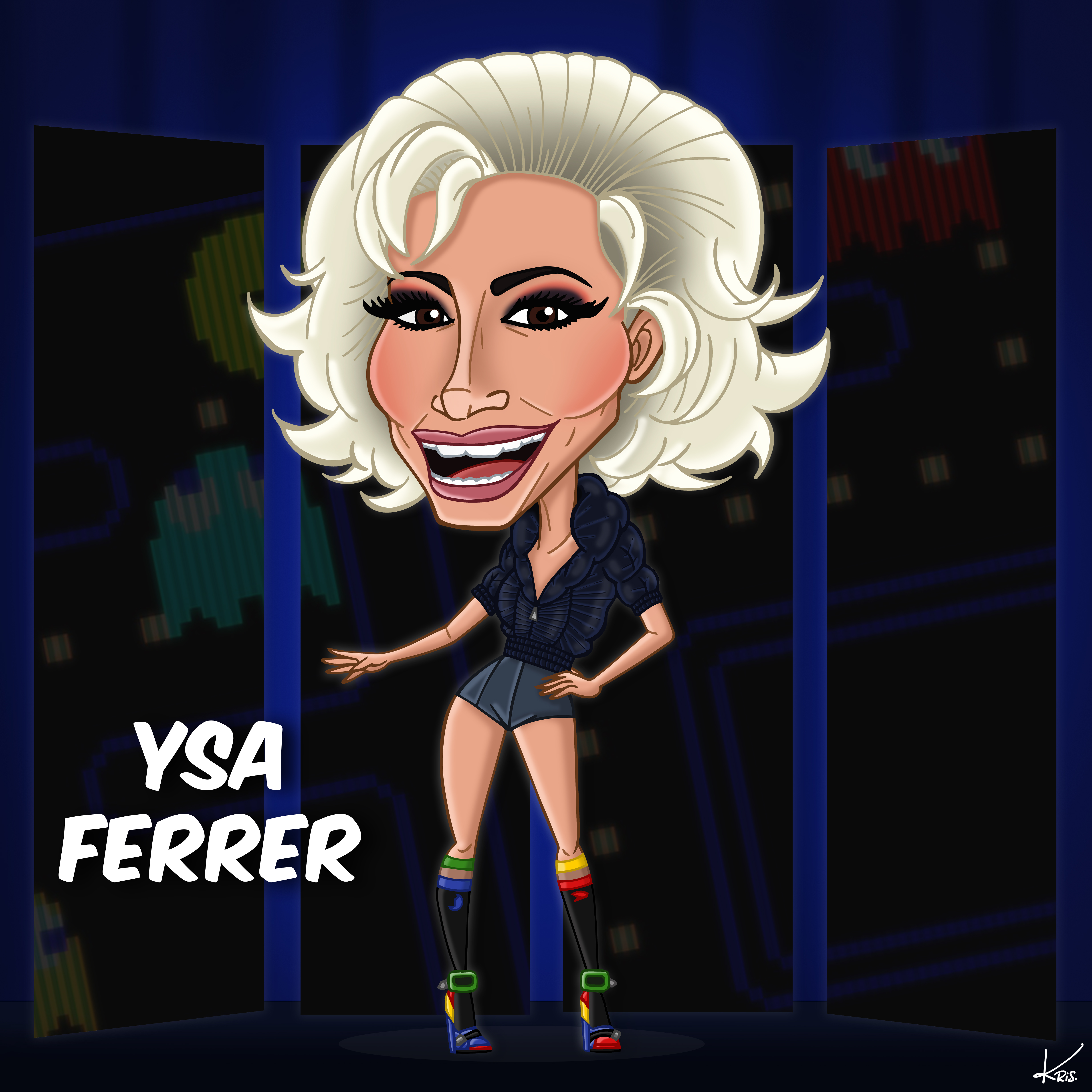 Kris Parenti Ysa Ferrer