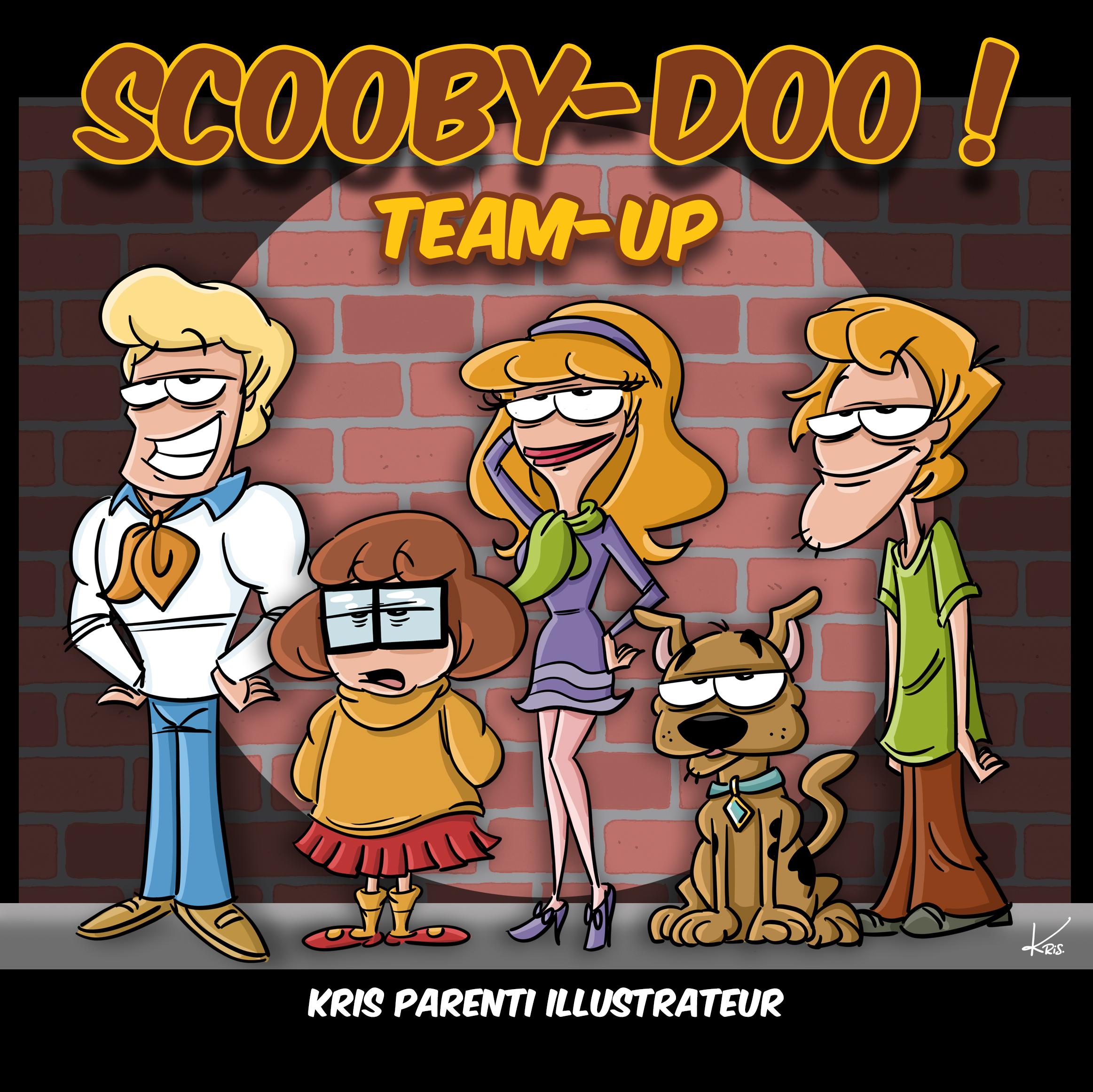 Scooby Doo - Kris Parenti