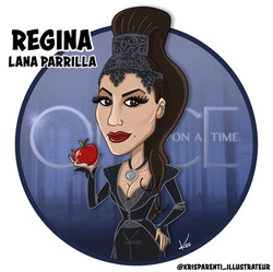 Regina lana parrilla