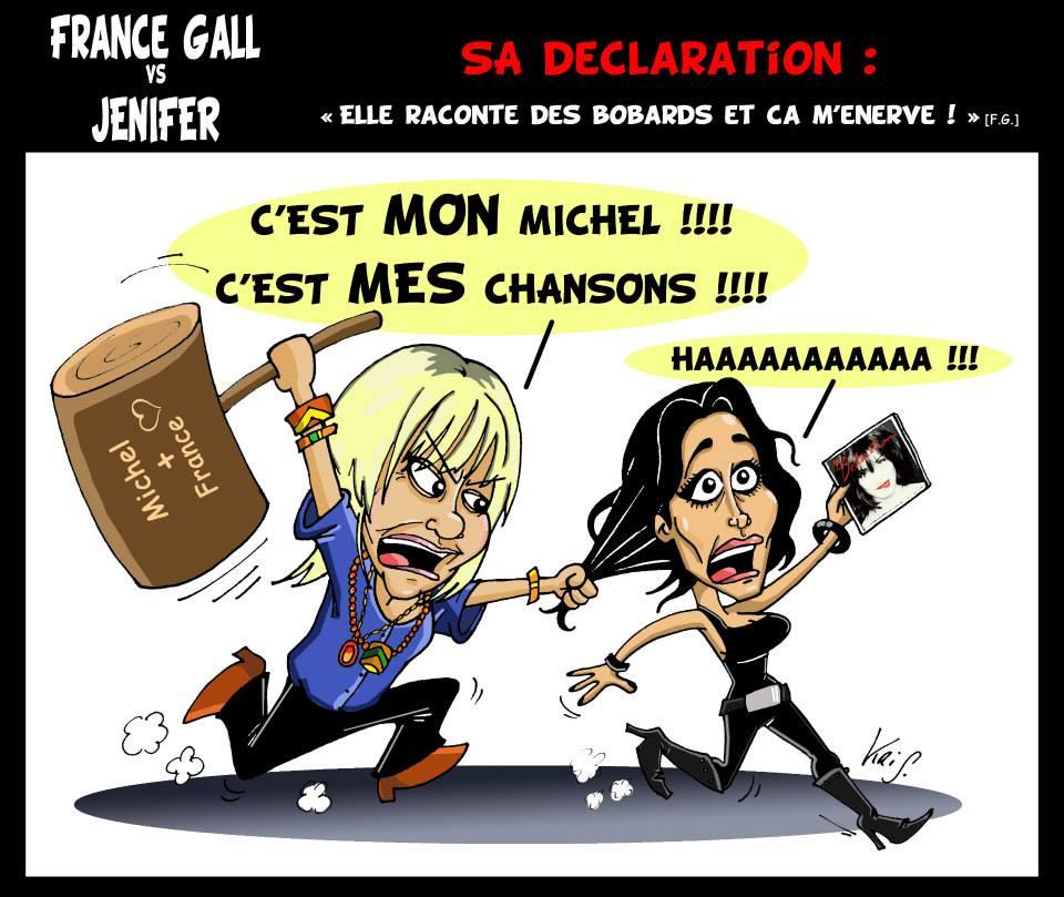 France Gall - Jenifer