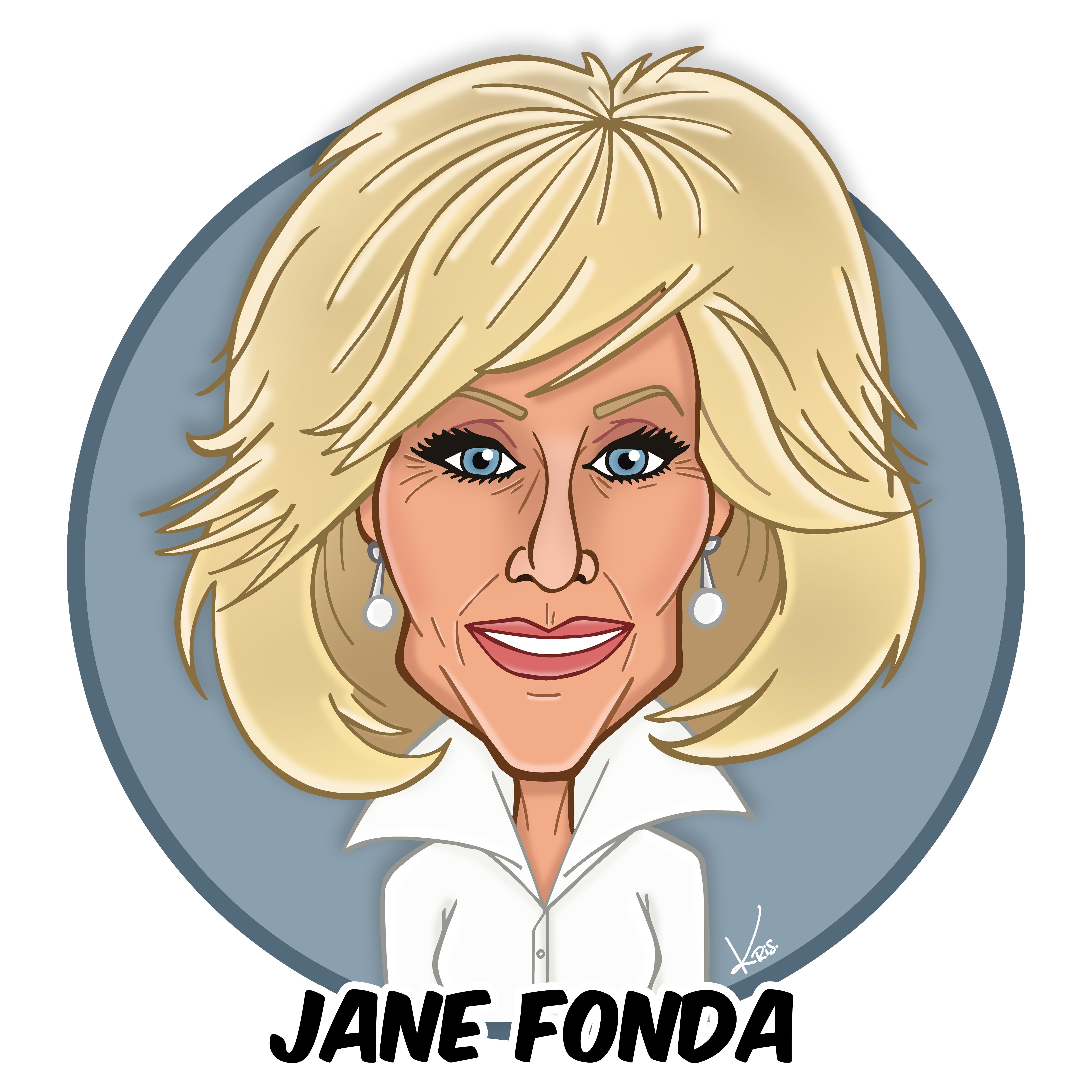 Kris Parenti Jane Fonda