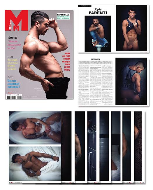 M Mensuel (Kris Parenti)