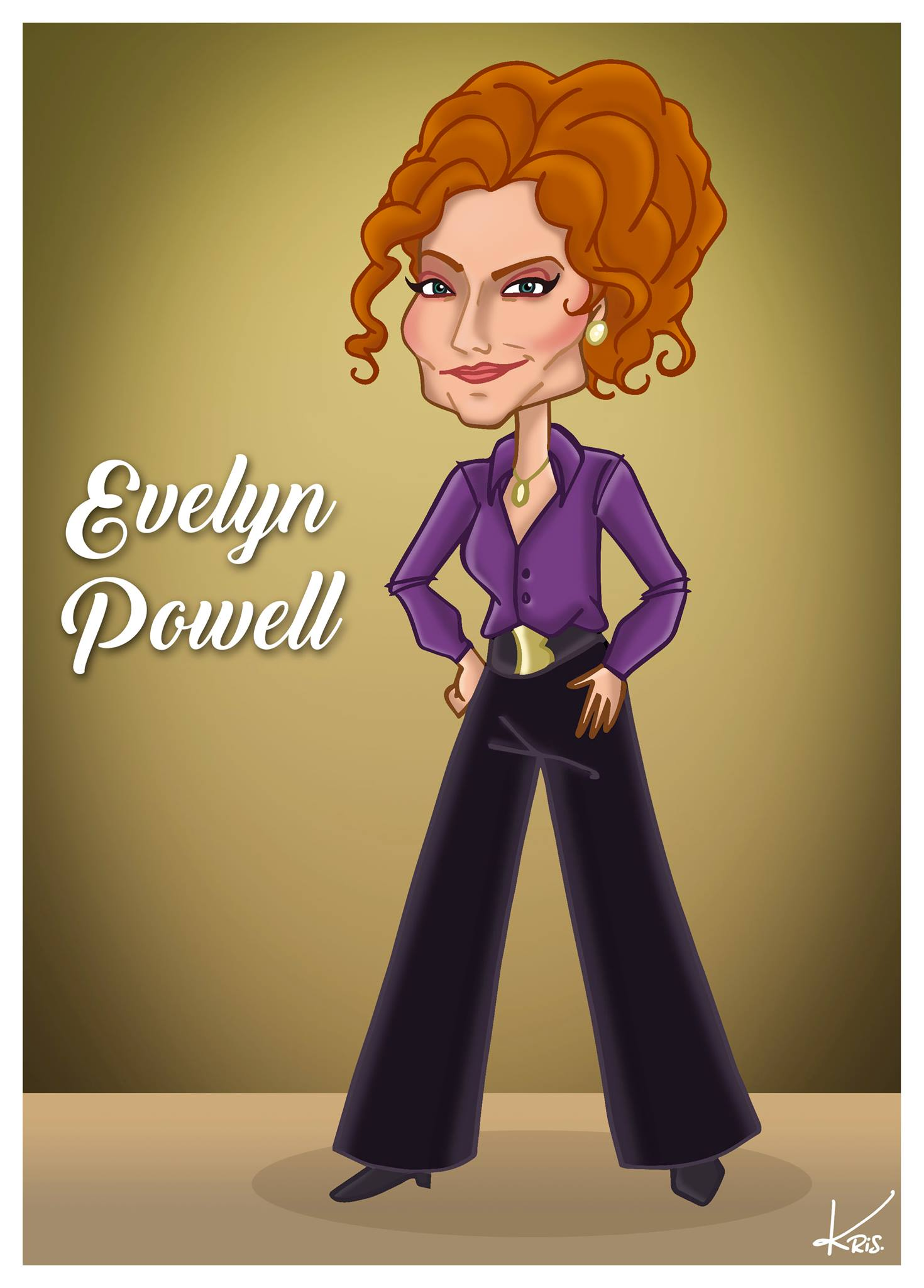 Evelyn Powell - Devious Maids