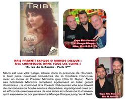 TRIBU - Expo Paris (Kris Parenti)