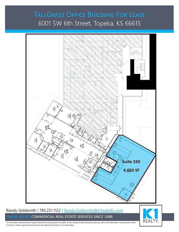 TallGrass Office Building K1 flyer Draft