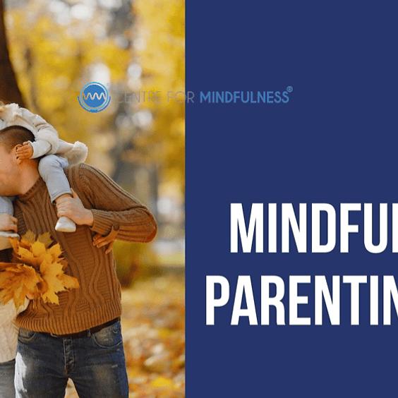 Mindful Parenting Workshop (Weekend Classes) (1)