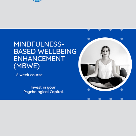 Mindfulness-Based Wellbeing Enhancement (MBWE) - July 2021