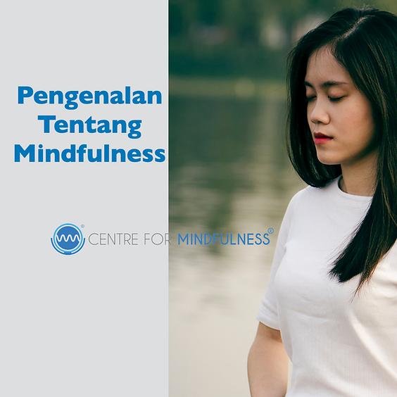 Pengenalan Tentang Mindfulness  (Online - 2 hour class in Malay)