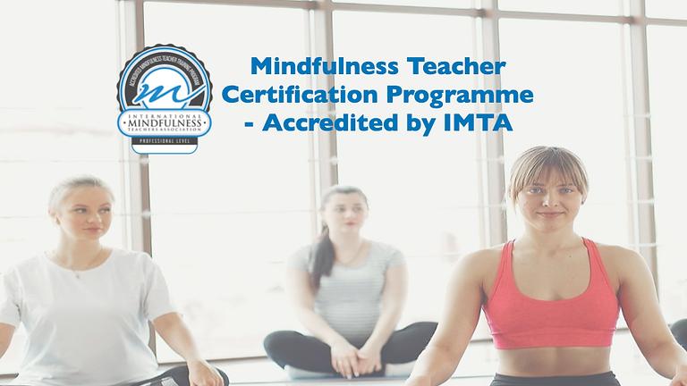 Teacher Training Program - September 2021 Intake