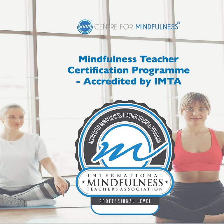 Course Briefing: Mindfulness Teacher Certification Course