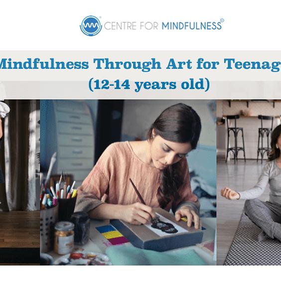 Mindfulness Through Art for Teens (June 2021) (1)