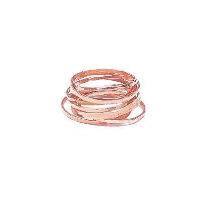 ROMANTIC STACKING RING