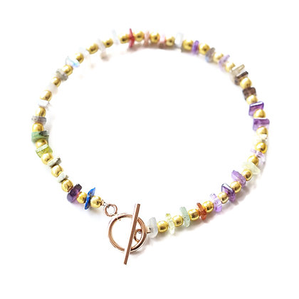 RAINBOW CEREMONY BRACELET