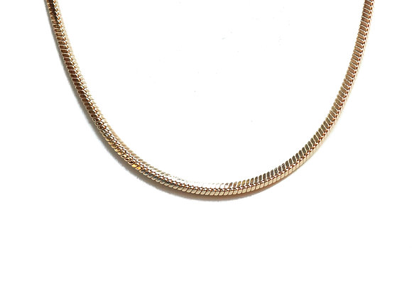 SILKY GOLD CHAIN