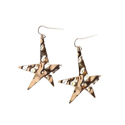 SPARKLY STAR EARRINGS