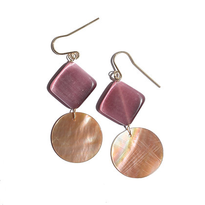 SHERRY COCKTAIL EARRINGS