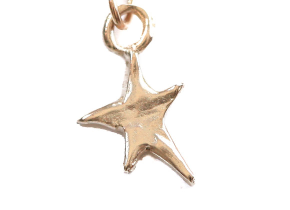 CAST STAR NECKLACE