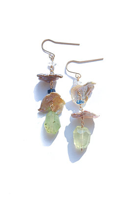 MERMAID BEACH EARRINGS
