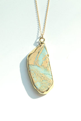 MOUNTAIN JASPER PENDANT
