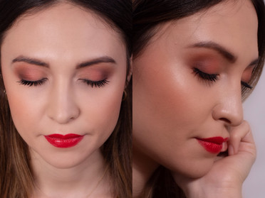 Shooting Make-up
